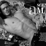 DAMAN MAGAZINE: Jason Morgan by Peter Ash Lee