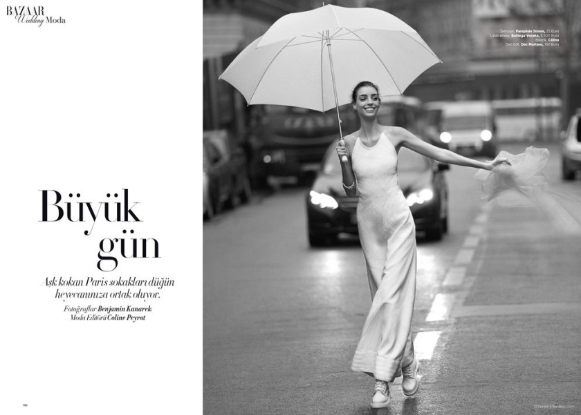 HARPER'S BAZAAR TURKEY Dajana Antic by Benjamin Kanarek. Coline Peyrot, May 2016, www.imageamplified.com, Image Amplified (3)