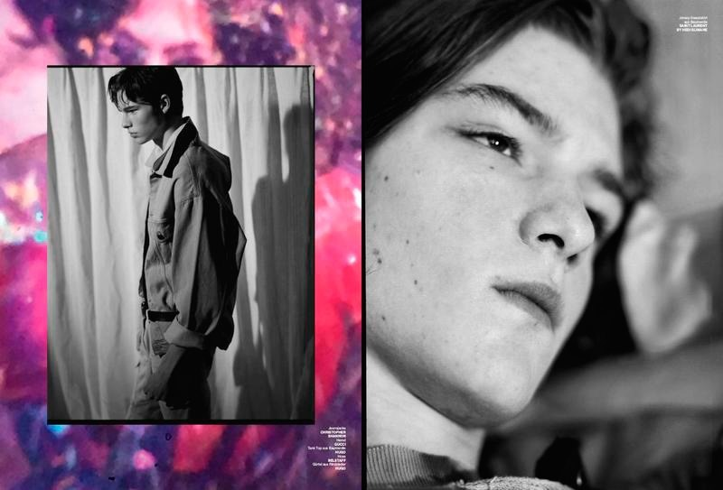 NUMERO HOMME GERMANY Long Hot Summer Just Passed by Harry Carr. Ruben Moreira, Spring 2016, www.imageamplified.com, Image Amplified (5)