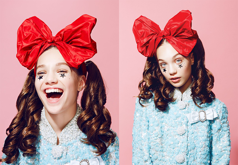 PAPER MAGAZINE Maddie Ziegler by Juco. Sean Knight, April 2016, www.imageamplified.com, Image Amplified (3)