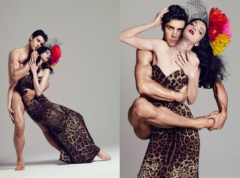 STYLE REWIND Roberto Bolle & Mariacarla Boscono for Hercules Fall 2010 by Paola Kudacki. Francesco Sourigues, www.imageamplified.com, Image Amplified (10)