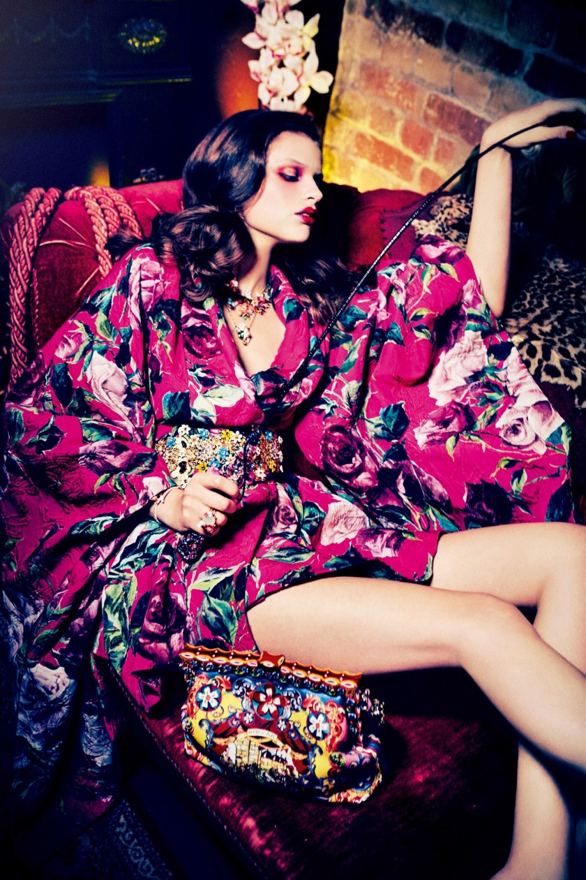 VOGUE JAPAN Milan Van Eeten by Ellen von Unwerth. Alice Gentilucci, June 2016, www.imageamplified.com, Image Amplified (1)