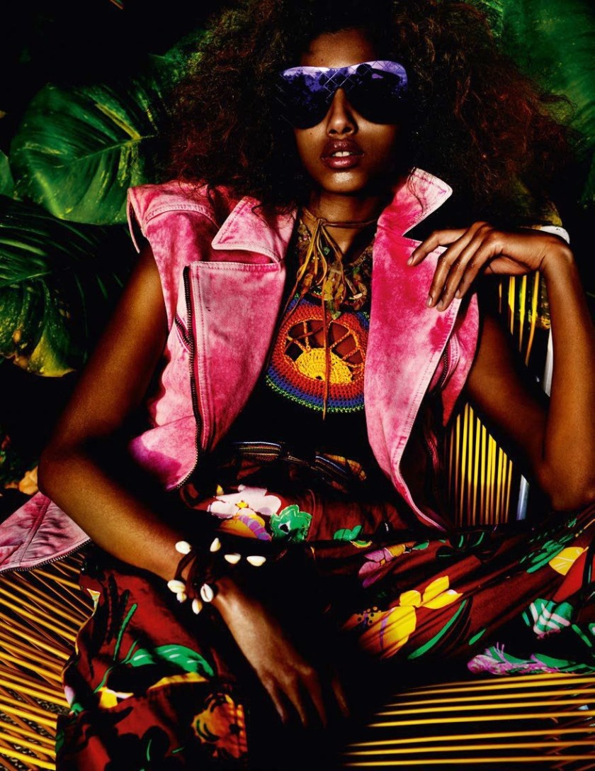VOGUE PARIS Imaan Hammam by Mario Testino. Emmanuelle Alt, May 2016, www.imageamplified.com, Image Amplified (7)