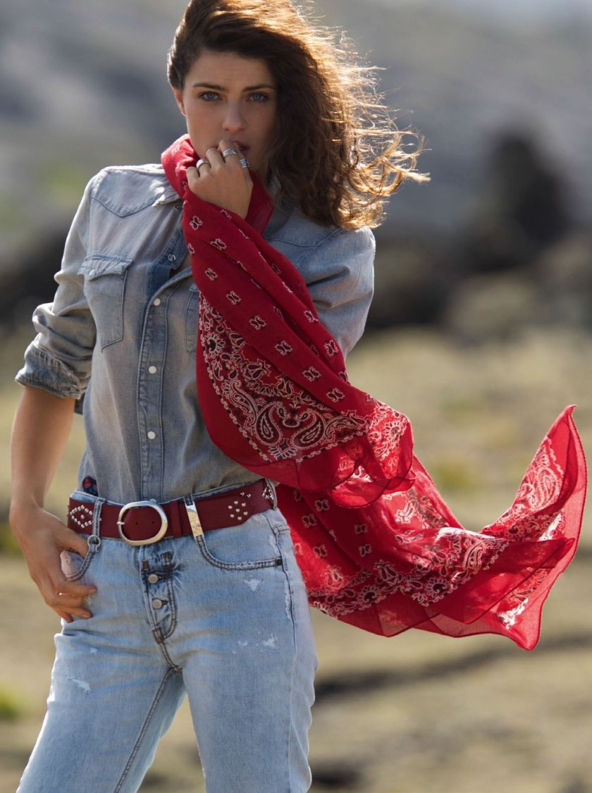 VOGUE PARIS Isabeli Fontana by Hans Feurer. Claire Dhelens, May 2016, www.imageamplified.com, Image Amplified (5)