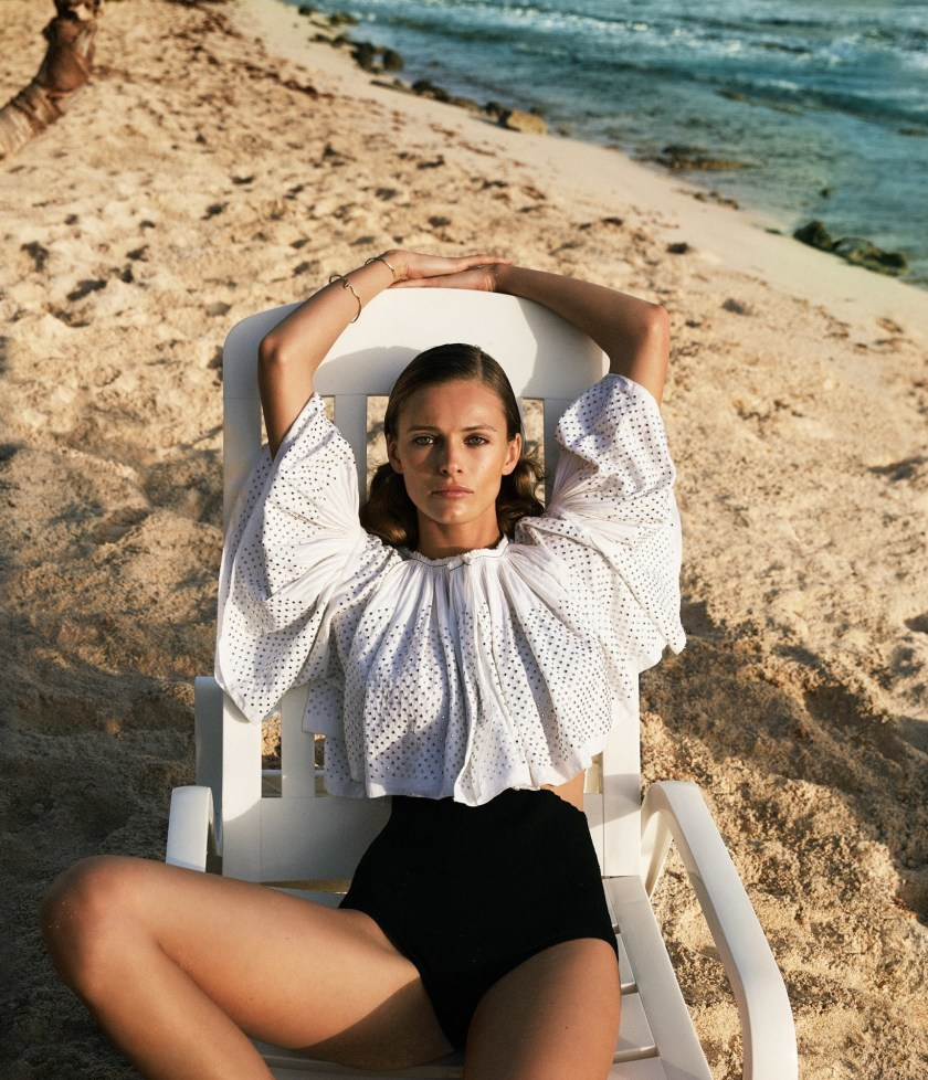 WSJ MAGAZINE Edita Vilkeviciute by Cass Bird. Elissa Santisi, April 2016, www.imageamplified.com, Image Amplified (6)