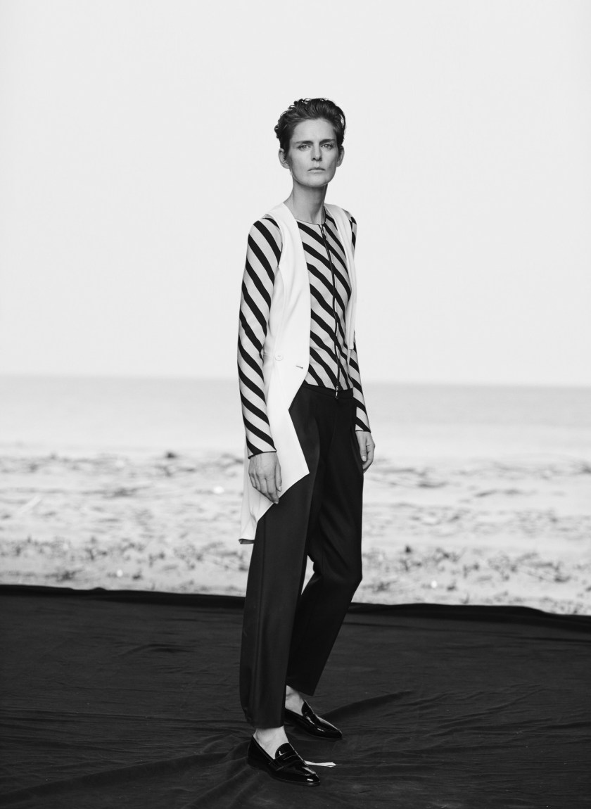CAMPAIGN Giorgio Armani New Normal Spring 2016 by Peter Lindbergh. George Cortina, www.imageamplified.com, Image Amplified (3)
