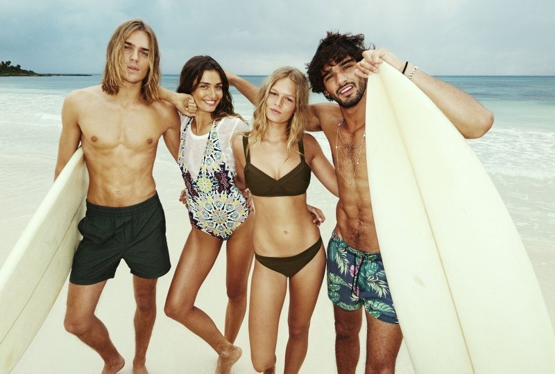 CAMPAIGN H&M Summer 2016. www.imageamplified.com, Image Amplified (2)