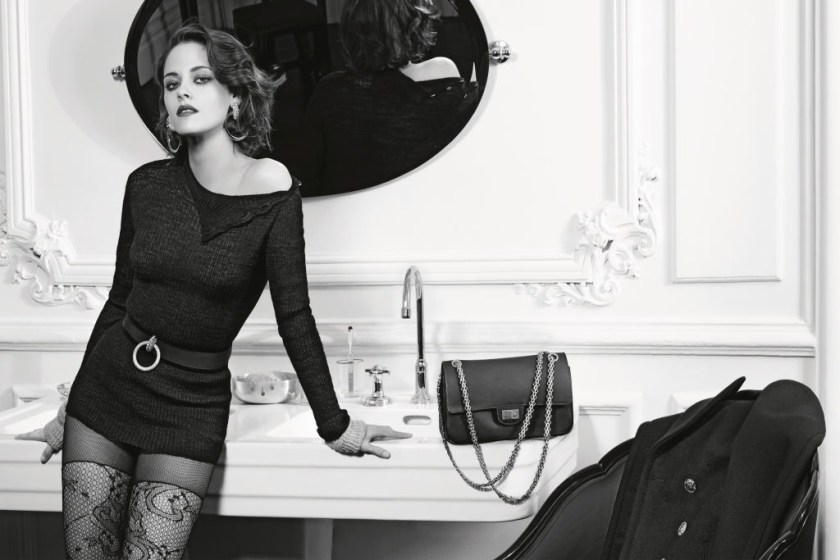 CAMPAIGN Kristen Stewart for Chanel Pre-Fall 2016 by Karl Lagerfeld. www.imageamplified.com, Image Amplified (1)