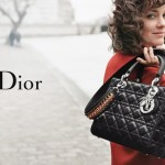 CAMPAIGN: Marion Cotillard for Lady Dior 2016 by Peter Lindbergh