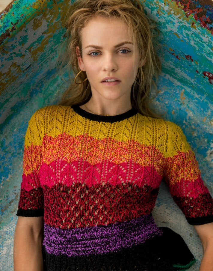 ELLE UK Ginta Lapina by Gilles Bensimon., Anne-Marie Curtis, June 2016, www.imageamplified.com, image Amplified (1)