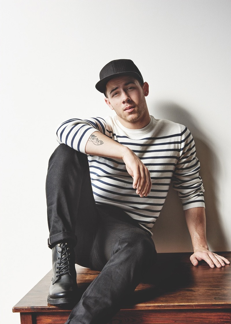 FASHION PHOTOGRAPHY Nick Jonas for TOPMAN Issue 7, 2016. www.imageamplified.com, Image Amplified (4)