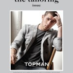 FASHION PHOTOGRAPHY: Nick Jonas for TOPMAN Issue 7, 2016
