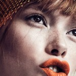 FLAIR MAGAZINE: Julia Hafstrom by marcus Ohlsson