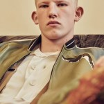 GQ CHINA: Connor Newall by Carlotta Manaigo