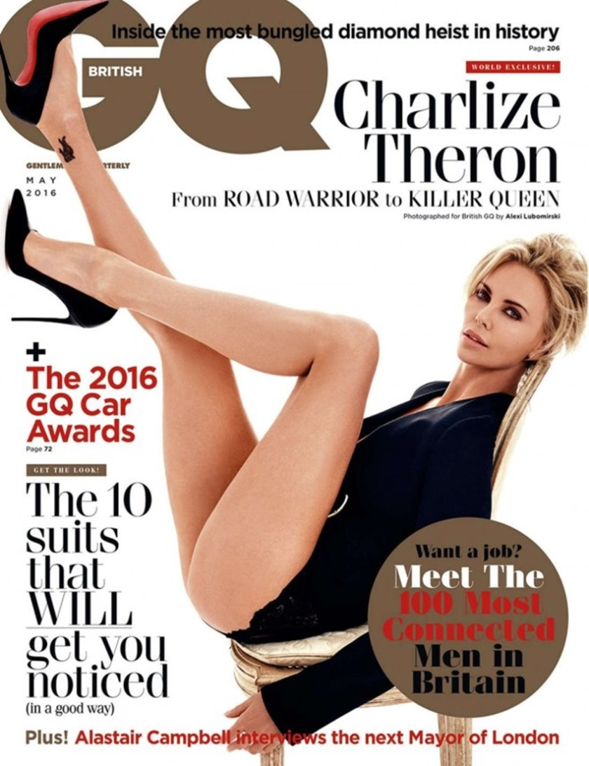 GQ UK Charlize Theron by Alexi Lubomirski. May 2016, www.imageamplified.com, Image Amplified (3)