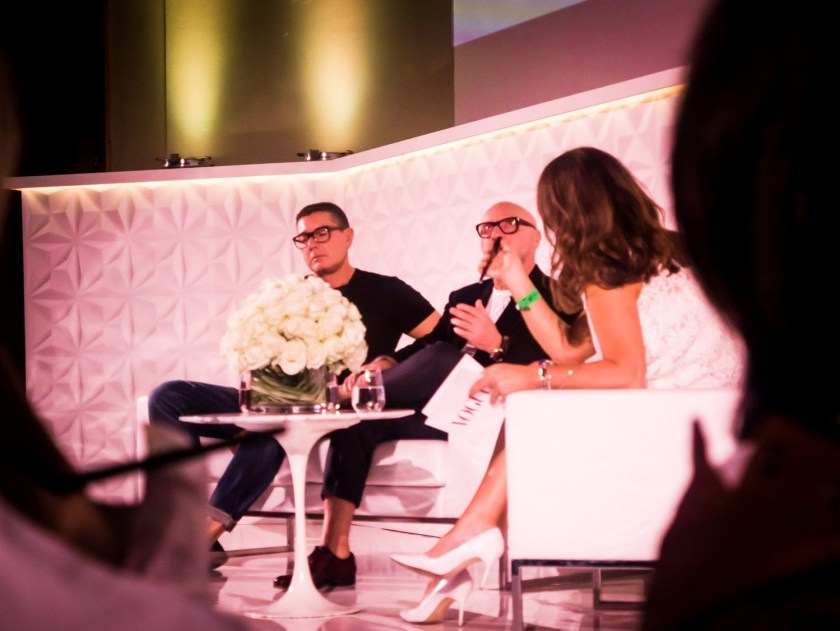 IA UPDATE Domenico Dolce & Stefano Gabbana, Dolce & Gabbana's Italian Journe with Alexandra Shulman at Vogue Festival 2016 by Troy Wise & Rick Guzman. www.imageamplified.com, Image Amplified (33)