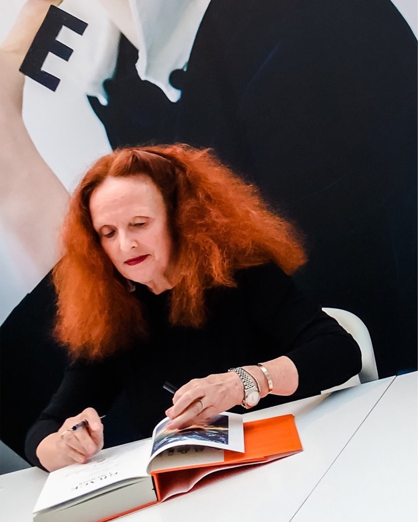 IA UPDATE Grace Coddington, A Life in Fashion with Lucinda Chambers at Vogue Festival 2016 by Troy Wise & Rick Guzman. www.imageamplified.com, Image Amplified (13)