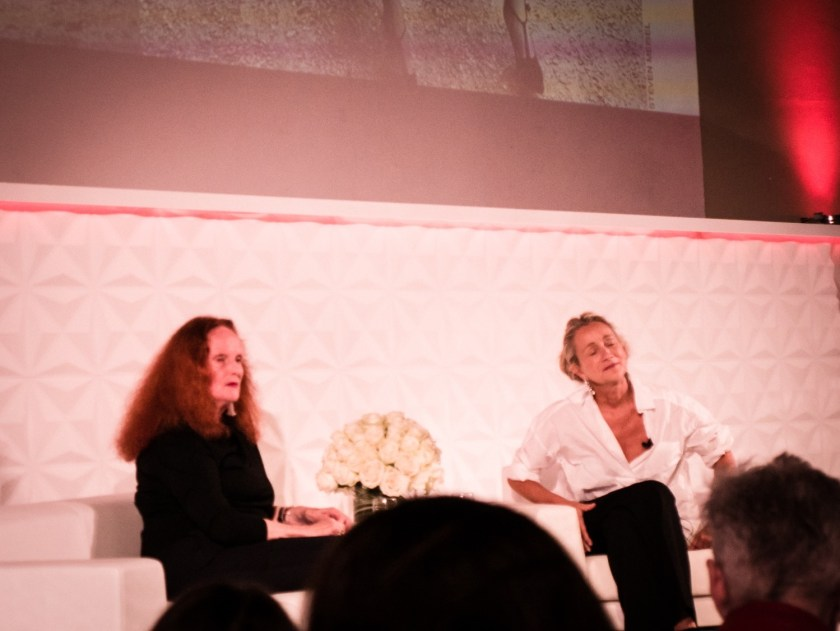 IA UPDATE Grace Coddington, A Life in Fashion with Lucinda Chambers at Vogue Festival 2016 by Troy Wise & Rick Guzman. www.imageamplified.com, Image Amplified (30)
