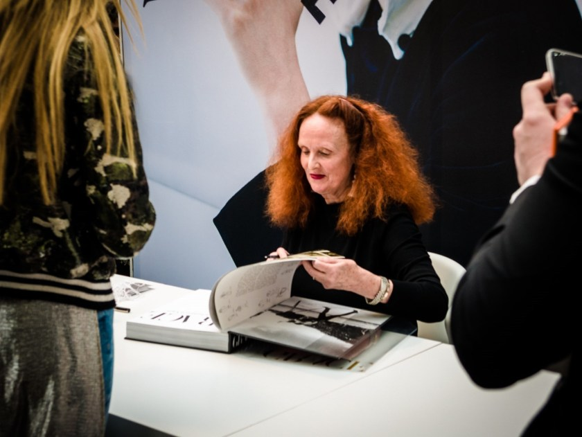 IA UPDATE Grace Coddington, A Life in Fashion with Lucinda Chambers at Vogue Festival 2016 by Troy Wise & Rick Guzman. www.imageamplified.com, Image Amplified (40)