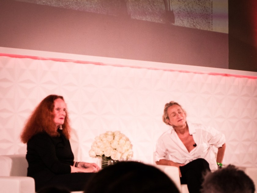 IA UPDATE Grace Coddington, A Life in Fashion with Lucinda Chambers at Vogue Festival 2016 by Troy Wise & Rick Guzman. www.imageamplified.com, Image Amplified (31)