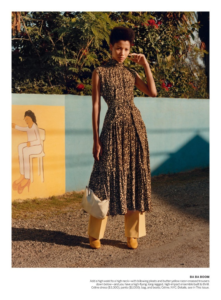 VOGUE MAGAZINE Tami Williams & Lineisy Montero by Jamie Hawkesworth. Grace Coddington, June 2016, www.imageamplified.com, Image Amplified (8)