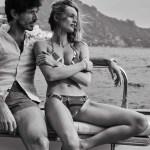 VOGUE SPAIN: Edita Vilkeviciute & Andres Velencoso by Benny Horne