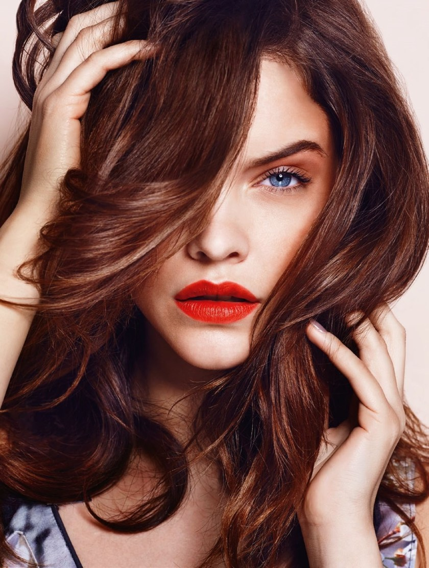 ALLURE RUSSIA Barbara Palvin by Marcin Tyszka. Anya Ziourova, June 2016, www.imageamplified.com, Image Amplified (6)