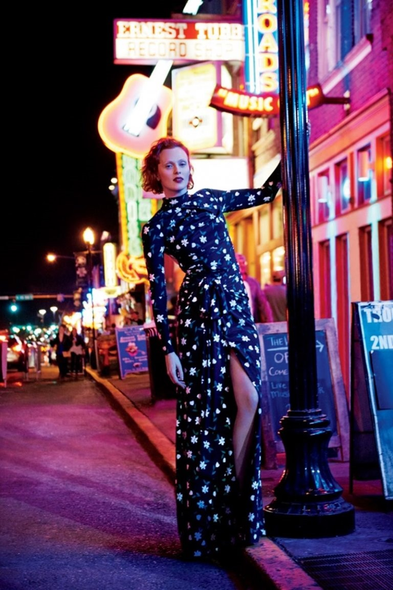 BERGDORF GOODMAN Karen Elson by Tung Walsh. Pre-Fall 2016, www.imageamplified.com, Image Amplified (6)