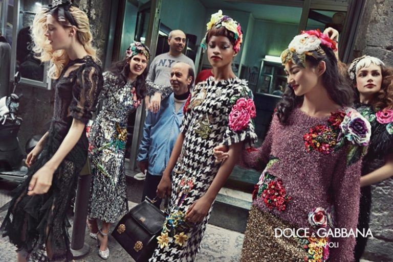 CAMPAIGN Dolce & Gabbana Fall 2016 by Franco Pagetti. www.imageamplified.com, Image Amplified (3)