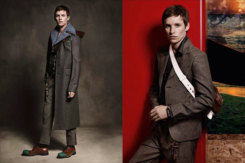 CAMPAIGN Eddie Redmayne for Prada Fall 2016 by Craig McDean. www.imageamplified.com, Image Amplified (3)