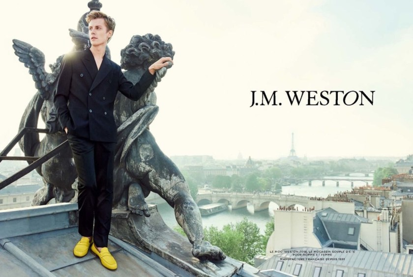 CAMPAIGN J.M. Weston Spring 2015 by Matthew Brooks. www.imageamplified.com, Image Amplified (1)