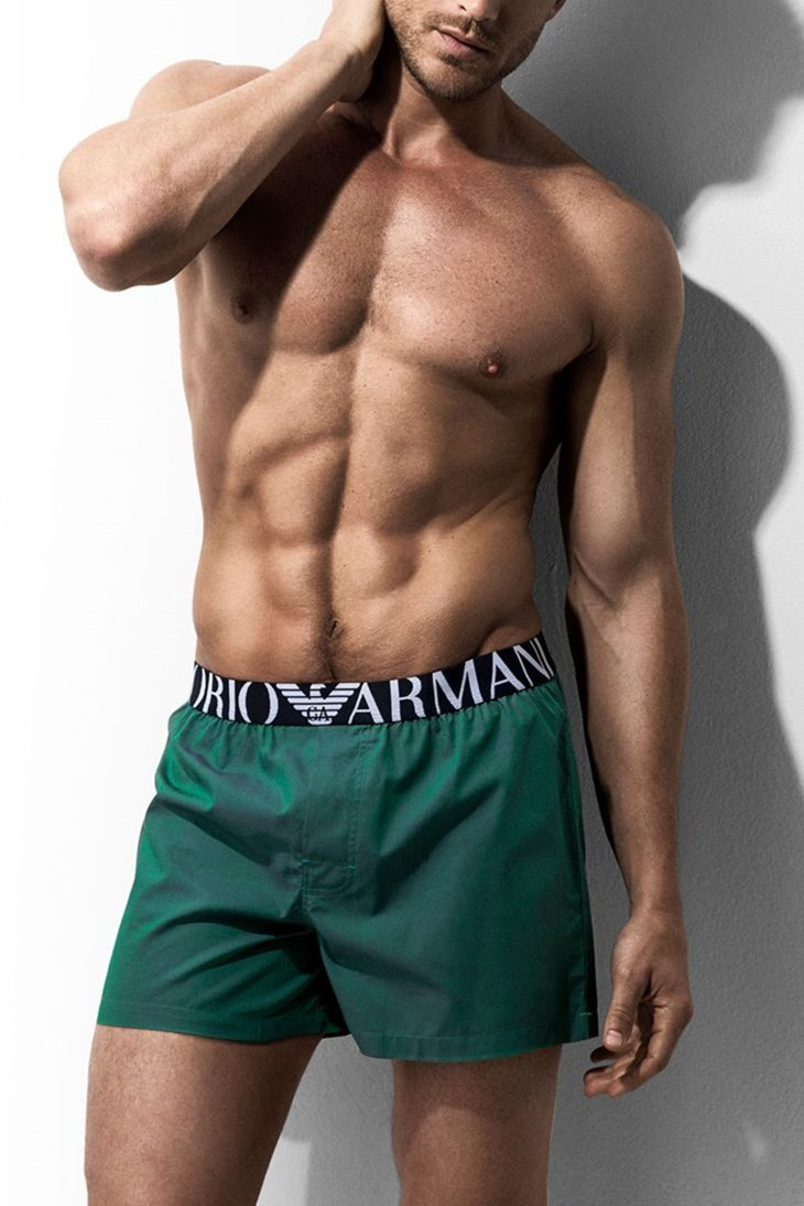 CAMPAIGN Jason Morgan for Emporio Armani Underwear Spring 2016. www.imageamplified.com, Image Amplified (17)