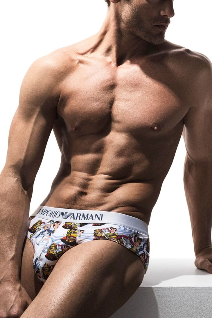 CAMPAIGN Jason Morgan for Emporio Armani Underwear Spring 2016. www.imageamplified.com, Image Amplified (5)