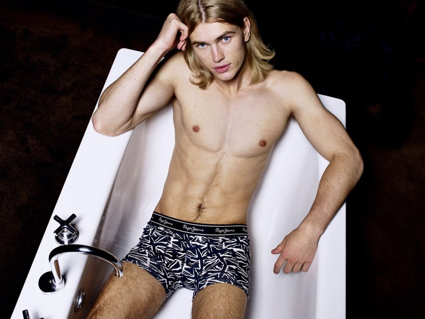 CAMPAIGN Pepe Jeans Underwear Spring 2015 by Peter Zownir. www.imageamplified.com, Image Amplified (4)