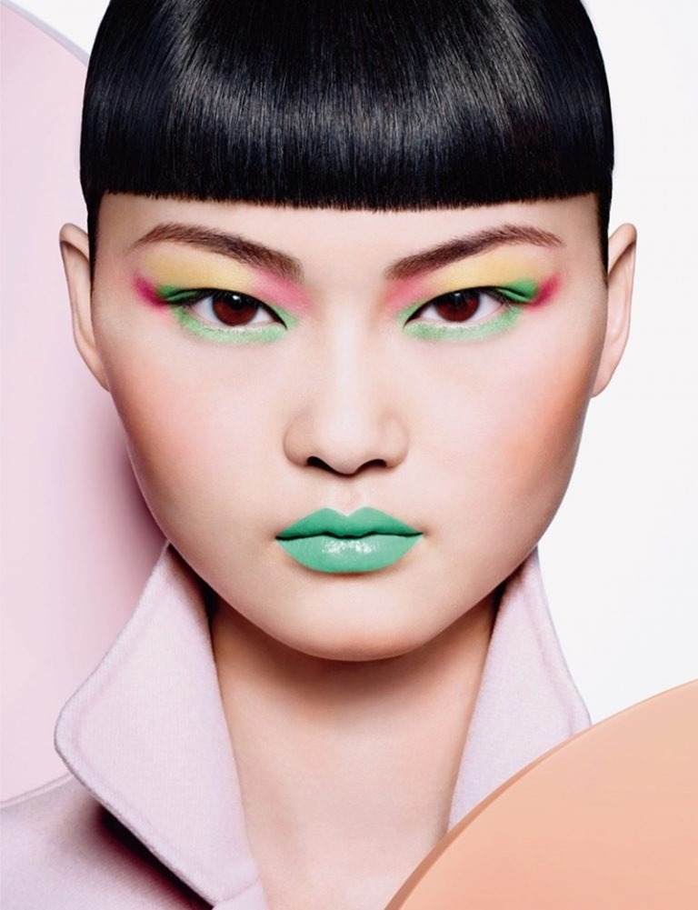 DIOR MAGAZINE He Cong by Richard Burbridge. Charlotte Collet, Spring 2016, www.imageamplified.com, Image Amplified (3)