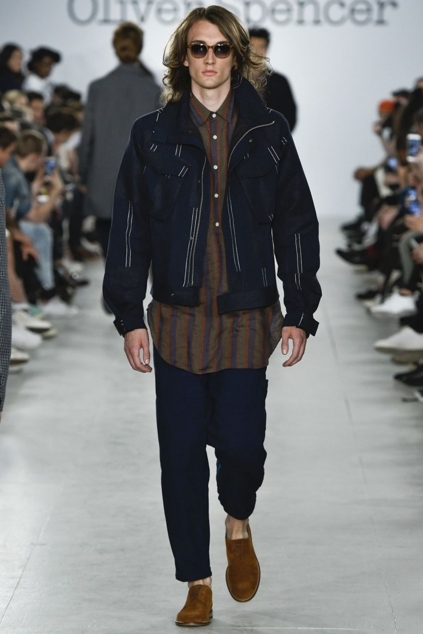 LONDON COLLECTIONS MEN Oliver Spencer Spring 2017. www.imageamplified.com, Image Amplified (7)