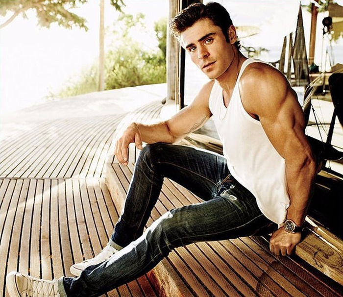 MEN'S FITNESS Zac Efron by Jeff Lipsky. Spring 2016, www.imageamplified.com, Image Amplified (2)