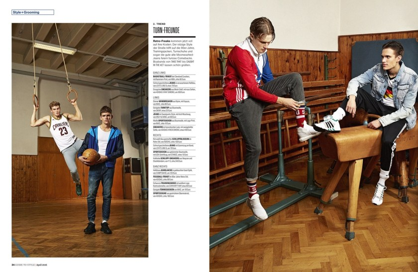 MEN'S HEALTH Frederik Kehlskov & Vincent Friesicke by Diana Diederich. Spring 2016, www.imageamplified.com, Image Amplified (2)