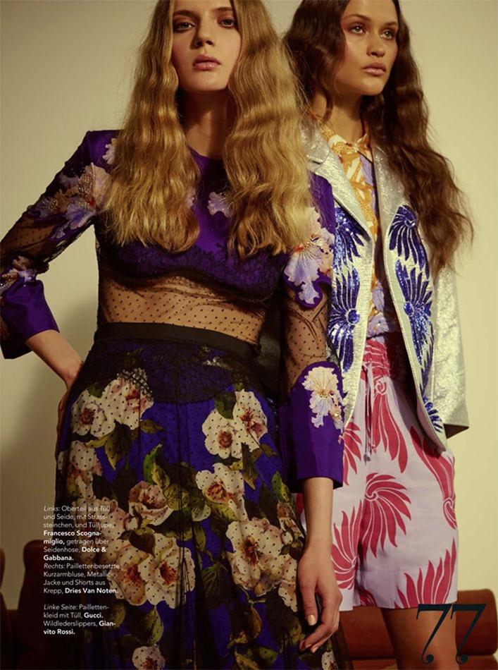 SI STYLE MAGAZINE Chloe & Caroline by Sevda Albers. Spring 2016, www.imageamplified.com, Image Amplified (3)