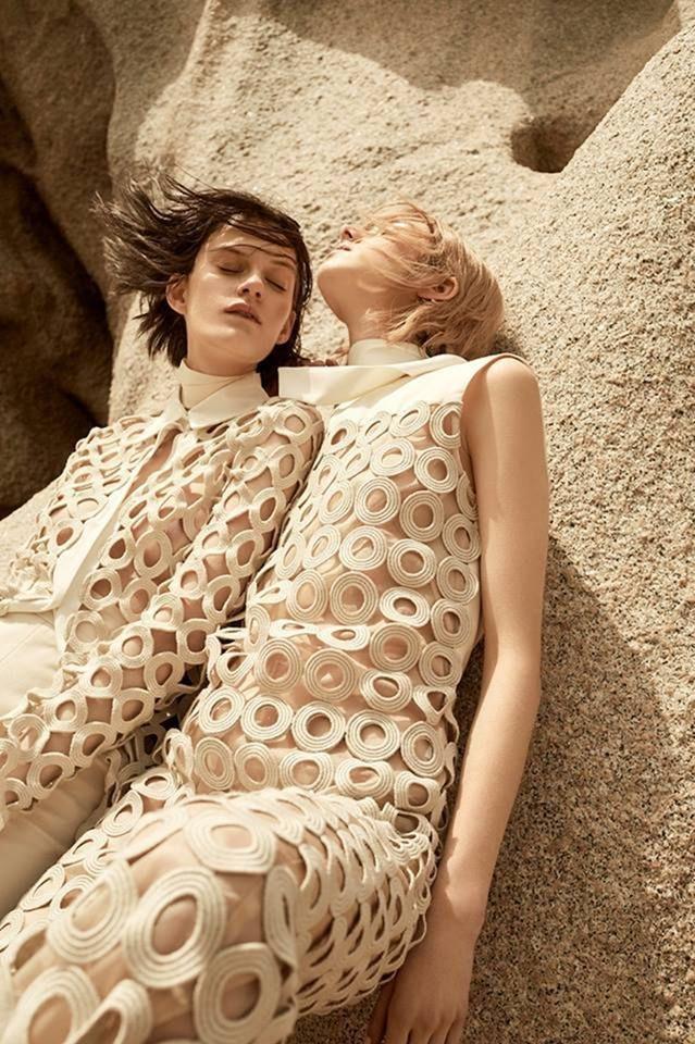 TWOJ STYL MAGAZINE Izabela Bielawska & Jay Jankowska by Agata Pospieszynska. Spring 2016, www.imageamplified.com, Image Amplified (1)