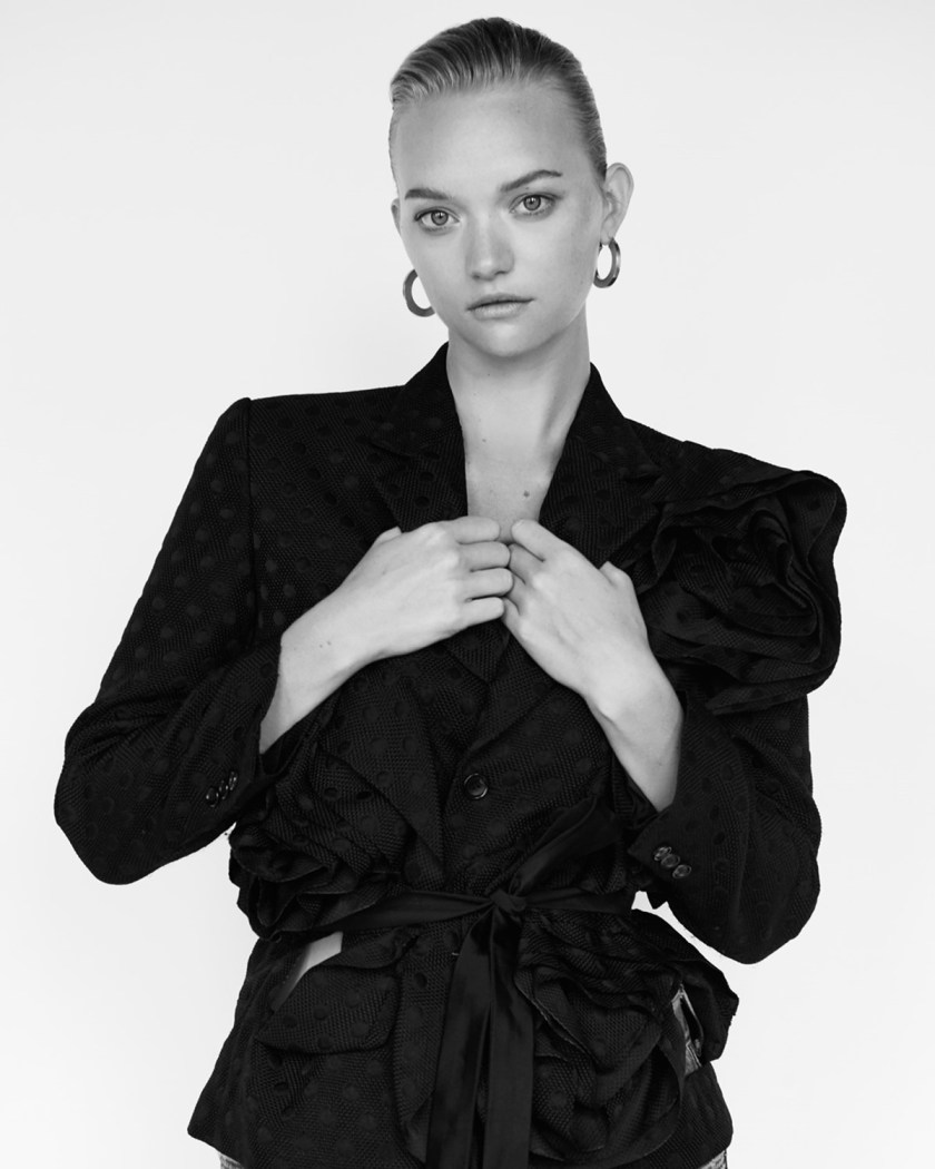 UNCONDITIONAL Gemma Ward by Alexandra Nataf. Ilona Hamer, Summer 2016, www.imageamplified.com, Image Amplified (7)