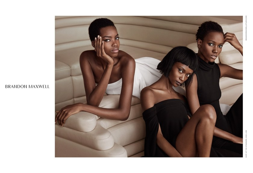 CAMPAIGN Brandon Maxwell Fall 2016 by Brandon Maxwell. www.imageamplified.com, Image Amplified2