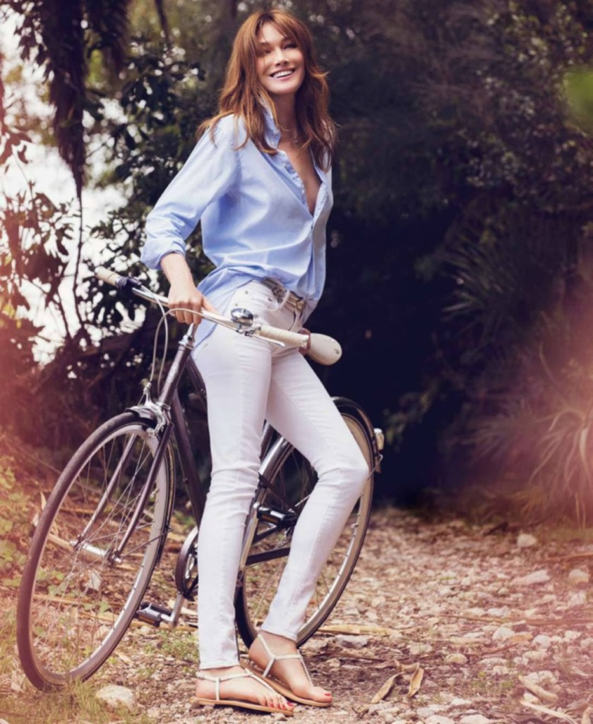 ELLE FRANCE Carla Bruni by David Bellemere. Hortense Manga, July 2016, www.imageamplified.com, Image Amplified (2)