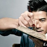 ESQUIRE HONG KONG: Aaron Kwok by KAON