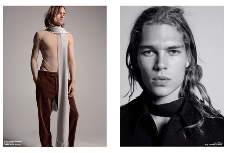 FASHION FOR MEN #5 by Milan Vukmirovic. Scarlett Viqueld, Summer 2016, www.imageamplified.com, Image Amplified (4)
