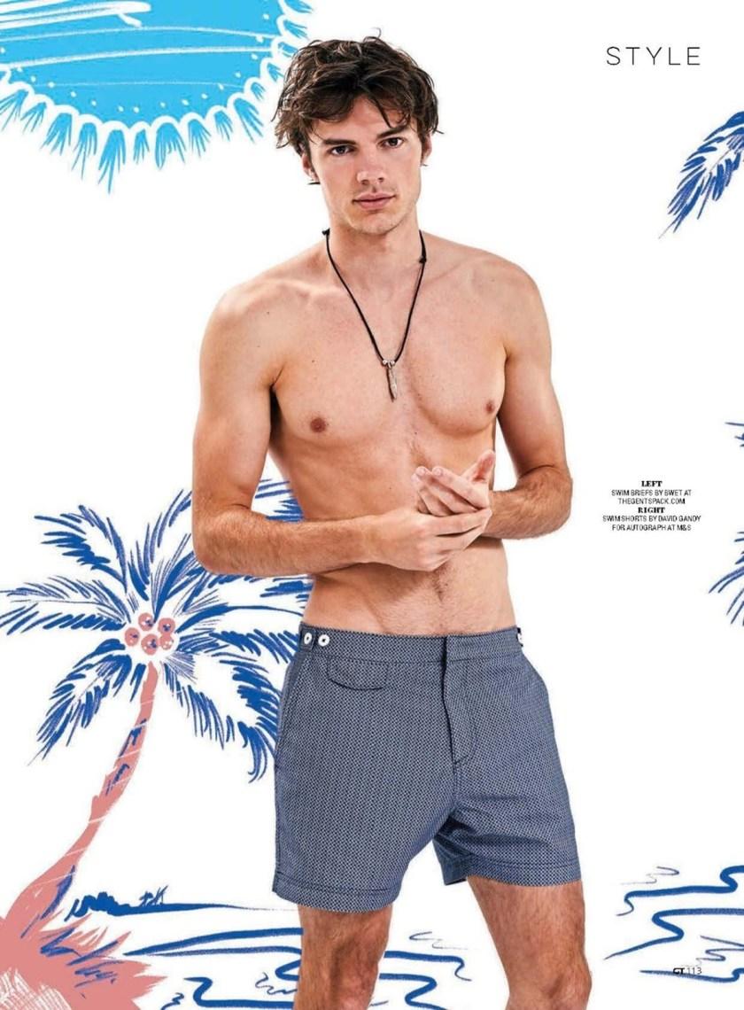 gay magazine la