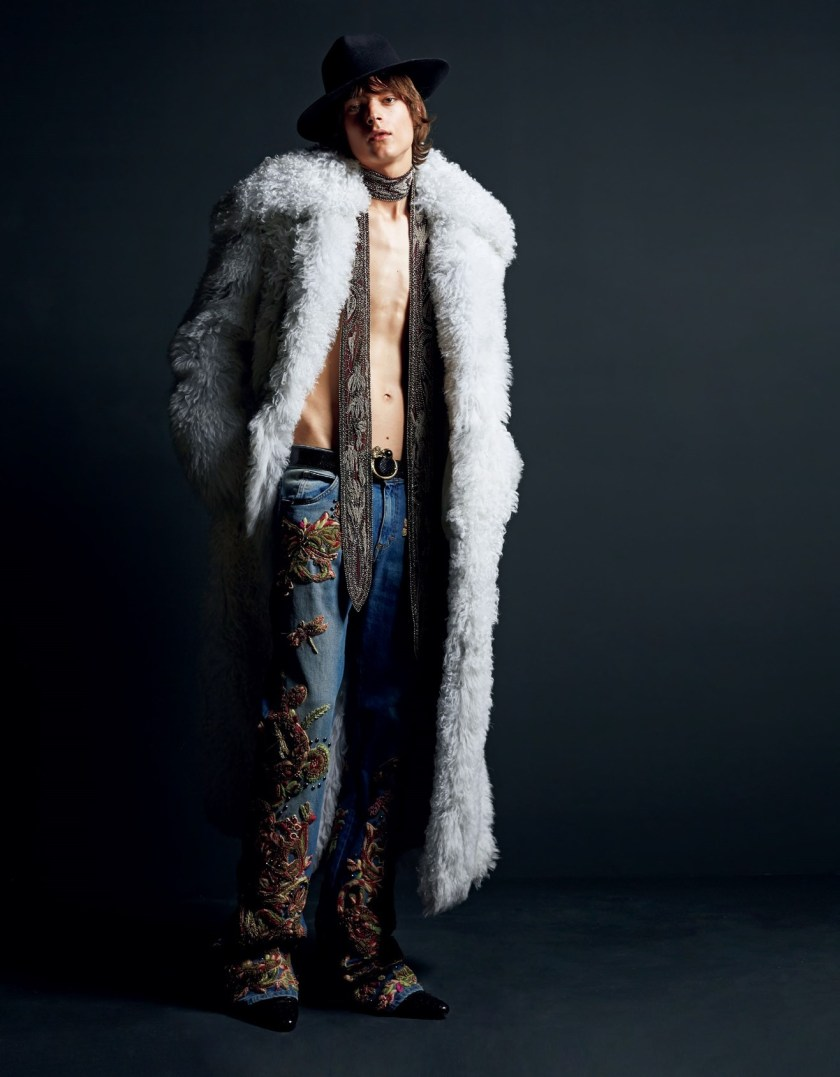 VOGUE JAPAN Pre-Fall Preview by Christophe Decarnin. Sissy Vian, August 2016, www.imageamplified.com, Image Amplified (8)