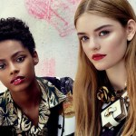 ALLURE MAGAZINE: Londone Myers & Willow Hand by Jason Kibbler