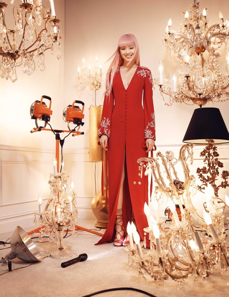 BERGDORF GOODMAN Fernanda Ly by Karen Collins. August 2016, www.imageamplified.com, Image Amplified8