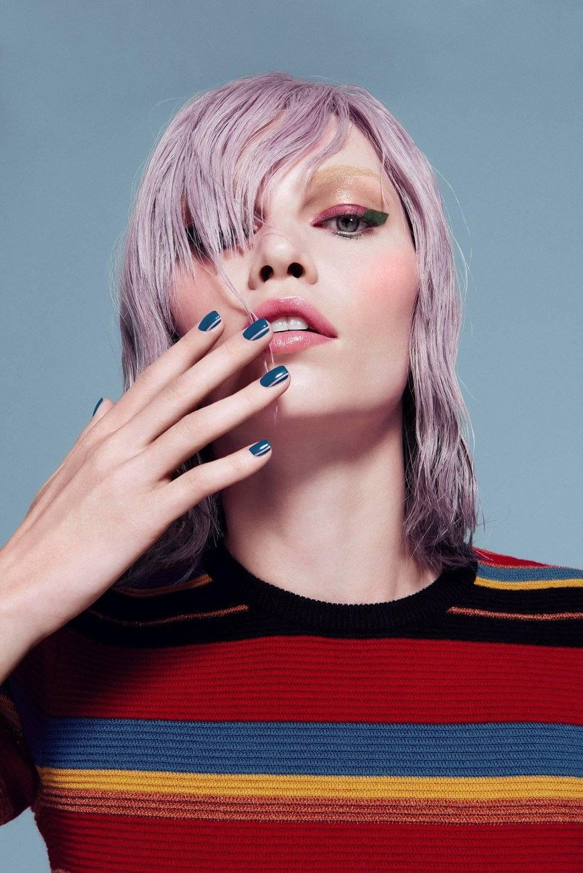CAMPAIGN Aline Weber for Three Cosmetics Fall 2016 by Sanchez & Mongiello. www.imageamplified.com, Image Amplified3